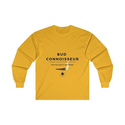 Bud Connoisseur Cotton Long Sleeve Tee