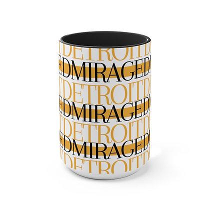 DMIRAGE | DETROIT Accent Mug