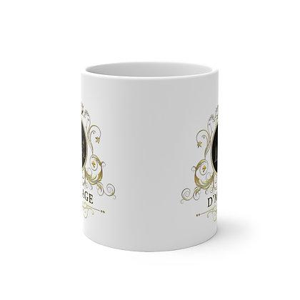 DMIRAGE Color Changing Mug