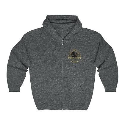Baked Everyday Heavy Blend™ Full Zip Hooded Sweatshirt