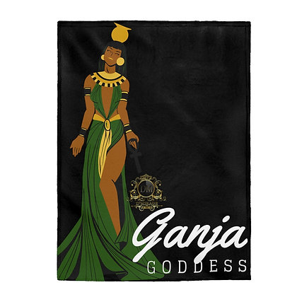 Ganja Goddess Blanket II