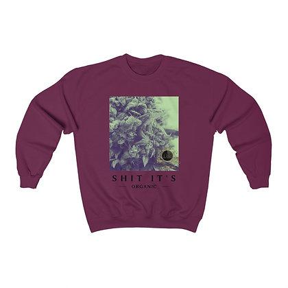 Shit it's Organic Heavy Blend™ Crewneck Sweatshirt