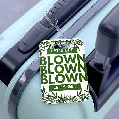 BLOWN Bag Tag