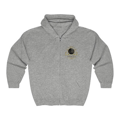 Bud Connoisseur Heavy Blend™ Full Zip Hooded Sweatshirt