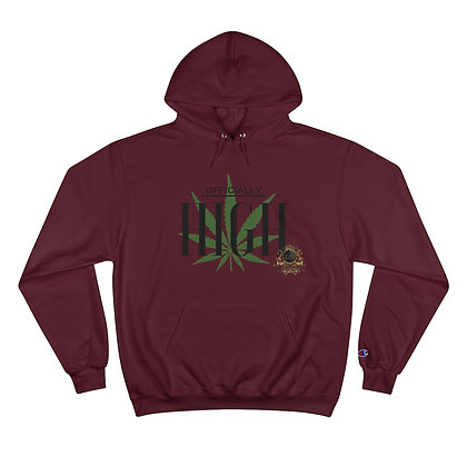 Officially High Champion Hoodie