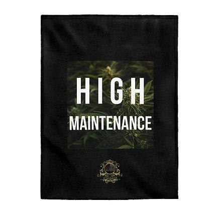High Maintenance Blanket