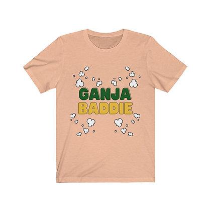 Ganja Baddie Short Sleeve Tee