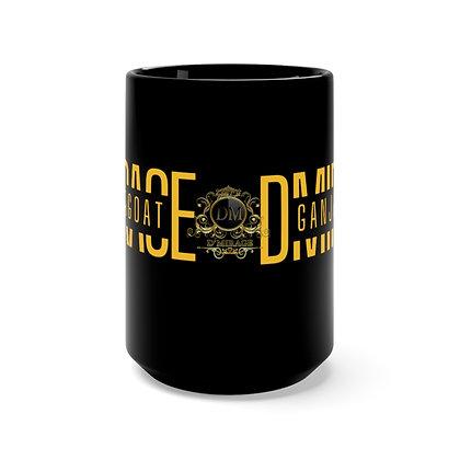 DMIRAGE | Ganja GOAT Black Mug 15oz