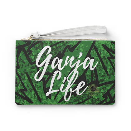 Ganja Life Clutch Bag