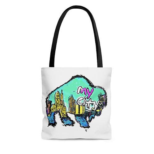 MYcity Tote Bag