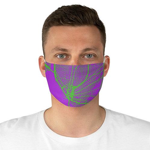 716 Street Grid Face Mask