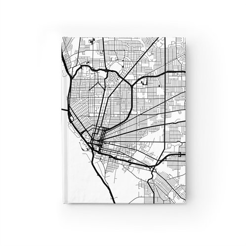 City Grid (Buffalo) Journal - Blank
