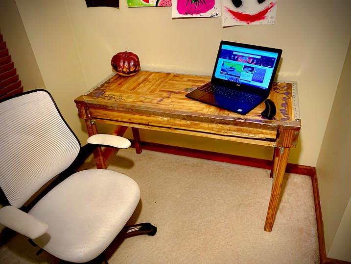 Scrappy Desk