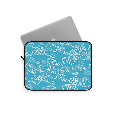 james.kreate Laptop Sleeve