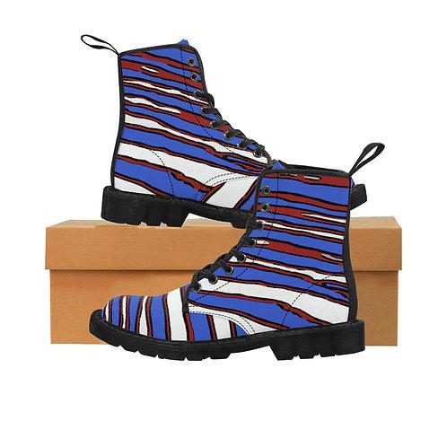 Buffalo Boys in Boots