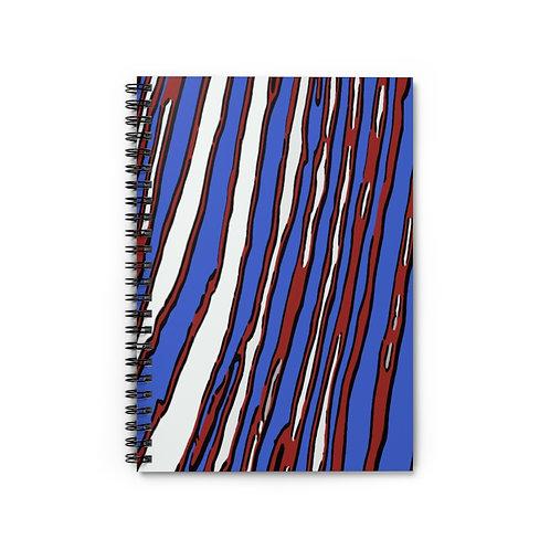 Zubazz Spiral Notebook