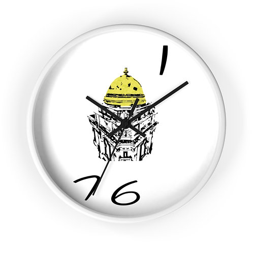 GoldDOME in 716 Wall clock