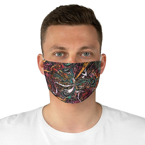 Abtract Print Face Mask