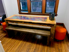 After - Dining Room Table