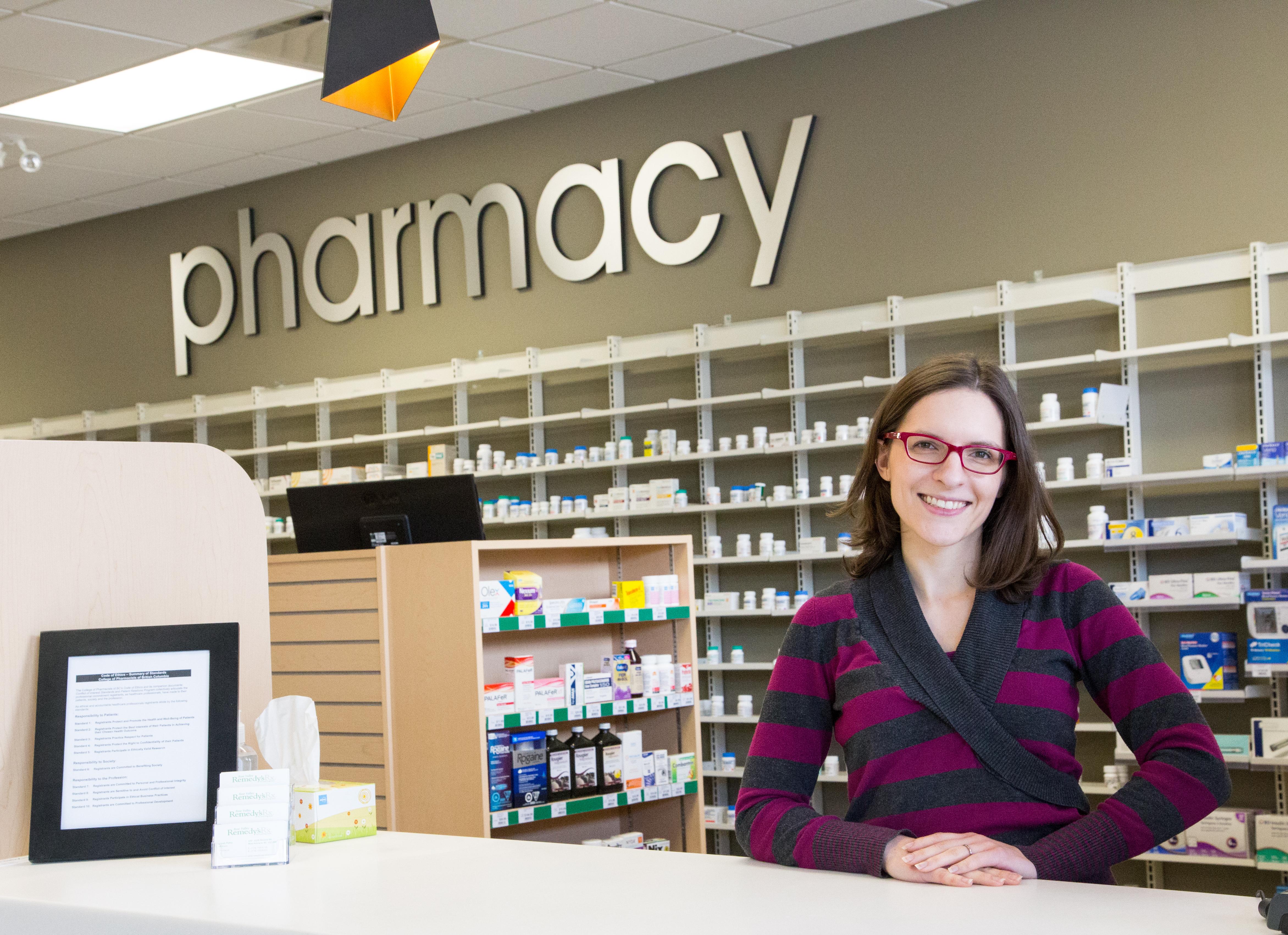 West Kelowna Drug Store