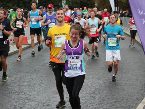My running rehab