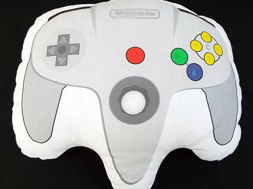 Nintendo 64 Game Controller Plush