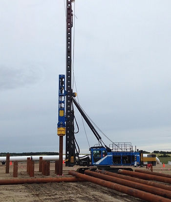 Roterra Piling - Driven Piling