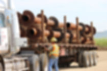 Roterra Piling - Screw Pile Manufacturing