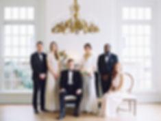 the creative chateau houston wedding