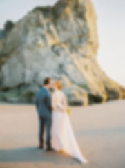 Cannon Beach Oregon Wedding