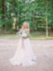 Dove Hollow Estate Bridal Session