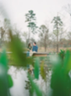 Houston Arboretum Engagement Session