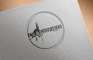 Free Logo Mockup PSD on Textured paper6.