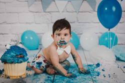 Sesiones smash cake