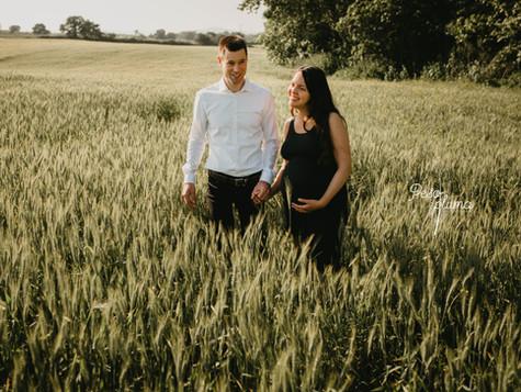 Embarazo Lucia y Marc