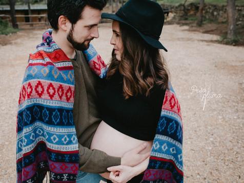 Embarazo Andrea y Marc