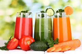 Preparation for Spring and Summer with a Detox