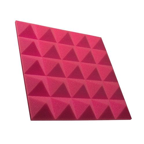 Акустическая панель пирамида Pyramid Gain Rose 50 мм 45х45см