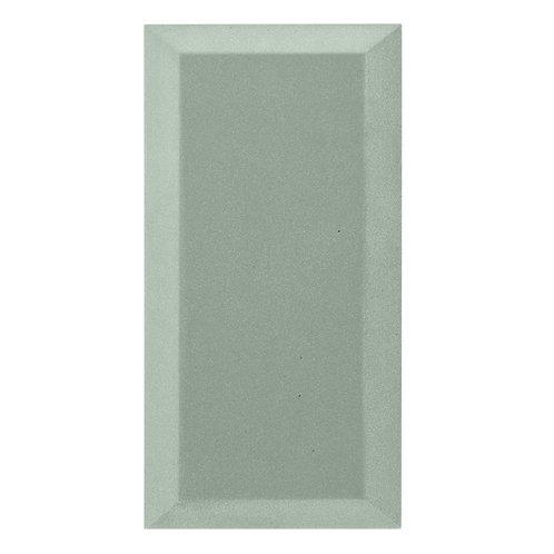 Бархатная акустическая панель Ecosound Velvet Light Grey 50х25х5см