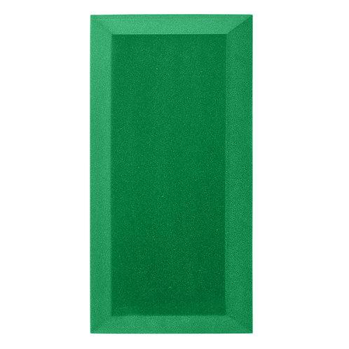 Бархатная акустическая панель Ecosound Velvet Green  50х25х5см