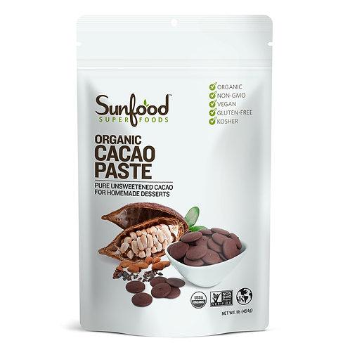 Cacao Paste, 1lb, Organic