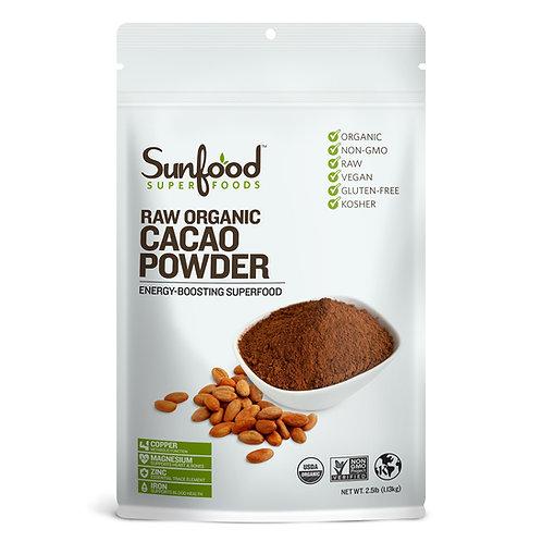 Cacao Powder, 2.5lbs, Organic