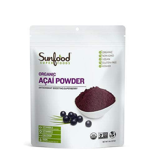 Acai Powder, 8oz, Organic