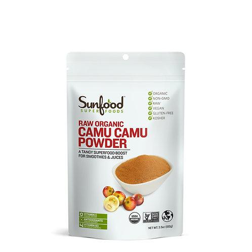 Camu Camu Powder, 3.5 oz, Certified Organic, Raw
