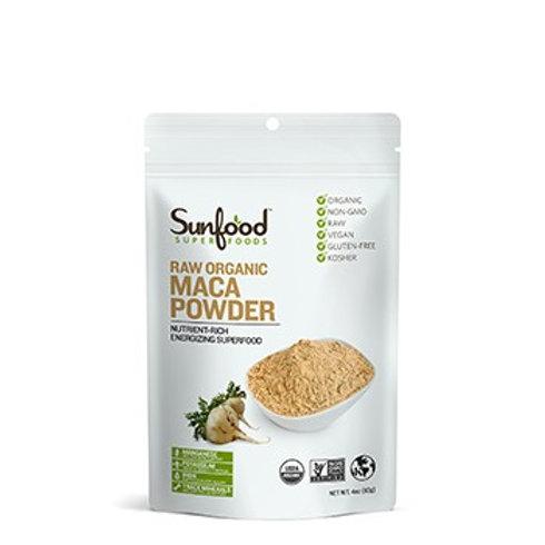 Maca Powder, 4oz, Organic, Raw