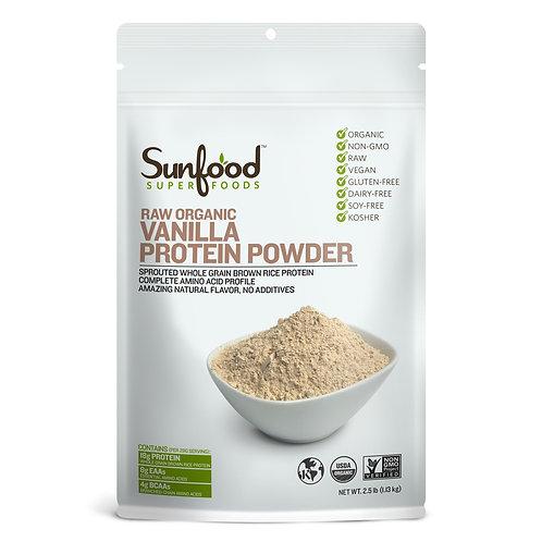 Protein Powder, Vanilla