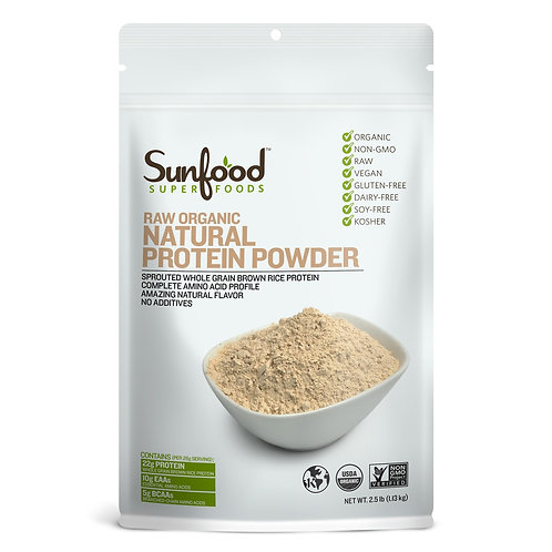 Protein Powder, Natural