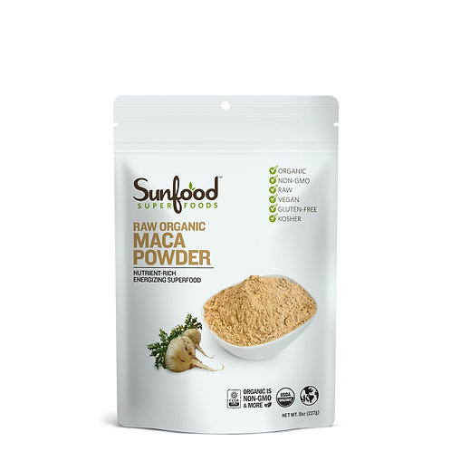 Maca Powder, 8oz, Organic