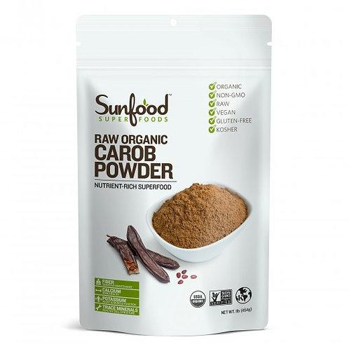 Carob Powder, 1lb, Organic