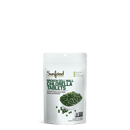 Chlorella Tablets, 2oz